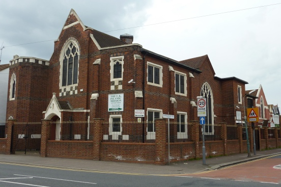 southend mosque