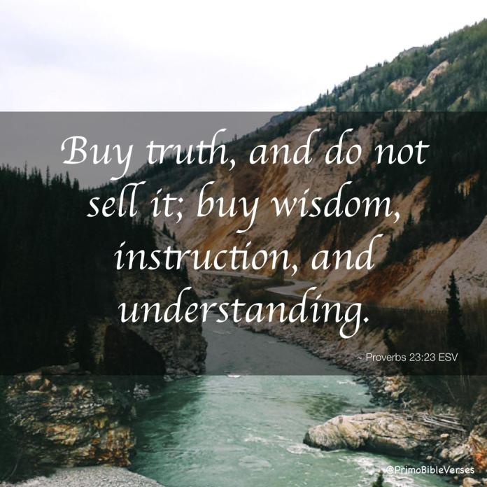 buy truth